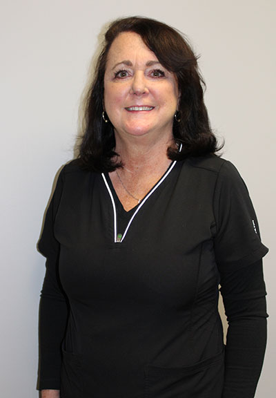 Anita, a registered dental hygienist for Imperial Dental Care in Hendersonville, TN