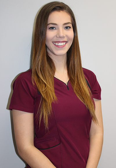 Paige, the front office representative and dental assistant of Imperial Dental Care in Hendersonville, TN
